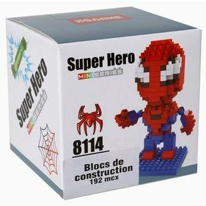 Other - NWT Marvel's Spiderman Micro Building Blocks Set